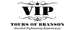 VIP Wine Tasting and Dinner Tour  - Branson, MO Logo