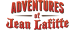 Adventures of Jean Lafitte - Lafitte, LA Logo