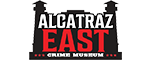 Alcatraz East Crime Museum - Pigeon Forge, TN Logo