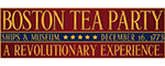 Boston Tea Party Ships & Museum - Boston, MA Logo