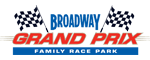 Broadway Grand Prix - Myrtle Beach, SC Logo