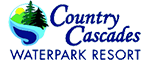 Country Cascades Waterpark Resort - Pigeon Forge, TN Logo