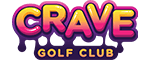 Crave Golf Club - Pigeon Forge, TN Logo