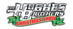 Hughes Brothers Christmas Show - Branson, MO Logo