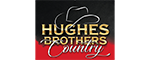 Hughes Brothers Country Show - Branson, MO Logo