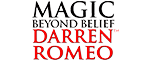 Magic Beyond Belief Starring Darren Romeo - Pigeon Forge, TN Logo
