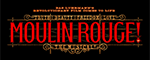 Moulin Rouge! The Musical - New York, NY Logo