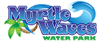 Myrtle Waves Water Park - Myrtle Beach, SC Logo