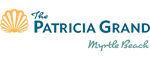 Patricia Grand Resort Hotel - Myrtle Beach, SC Logo