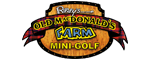 Ripley's Old MacDonald's Farm Mini-Golf Logo