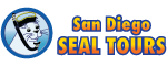 San Diego SEAL Tour at Seaport Village Logo