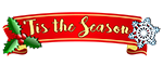 Tis the Season - Pigeon Forge, TN Logo