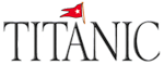 Titanic Museum Attraction - Pigeon Forge, TN Logo