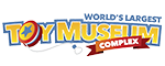 World's Largest Toy Museum  - Branson, MO Logo