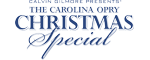 The Carolina Opry Christmas Special Logo
