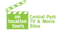 Central Park TV & Movie Sites (Walking) - New York, NY Logo
