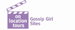 Gossip Girl Sites  - New York, NY Logo