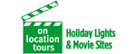 Holiday Lights & Movie Sites - New York, NY Logo