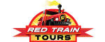 Ripley's Red Sightseeing Trains - St. Augustine, FL Logo