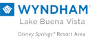 Wyndham Lake Buena Vista Disney Springs® Resort Area Logo