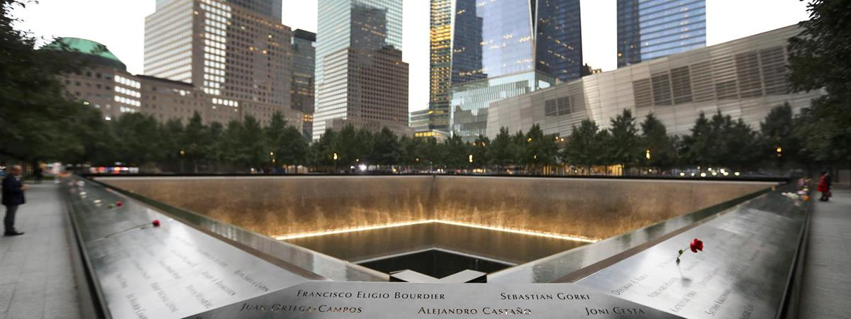 9/11 Memorial & Museum in New York, New York