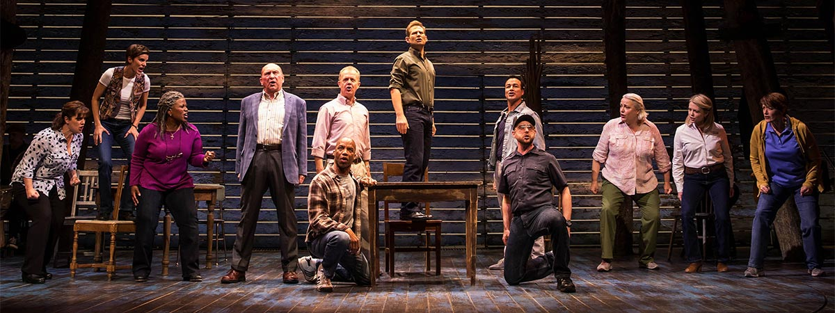Come From Away in New York, New York