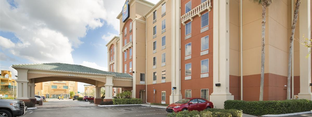 Comfort Inn International Drive in Orlando, Florida
