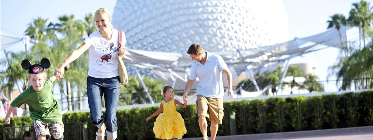 Disney World® Theme Parks in Orlando, Florida