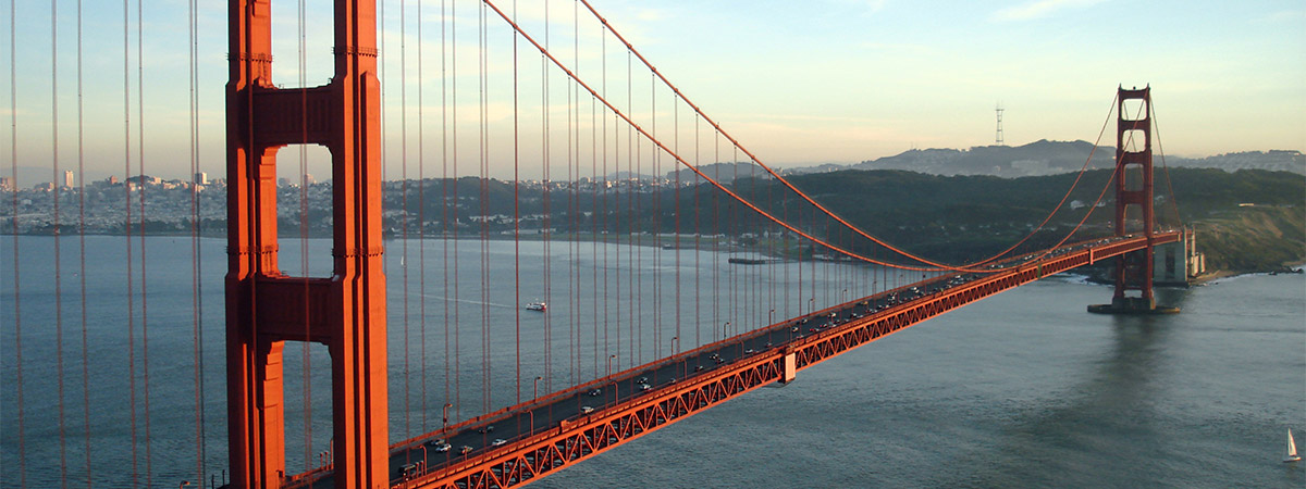 San Francisco Grand City Tour by Luxury Motor Coach in San Francisco, California