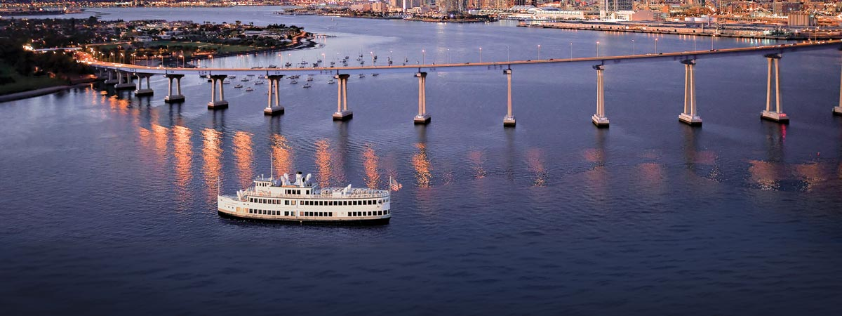 San Diego Harbor Cruise by Hornblower  in San Diego, California