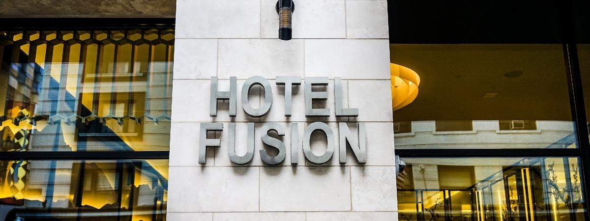 Hotel Fusion in San Francisco, California