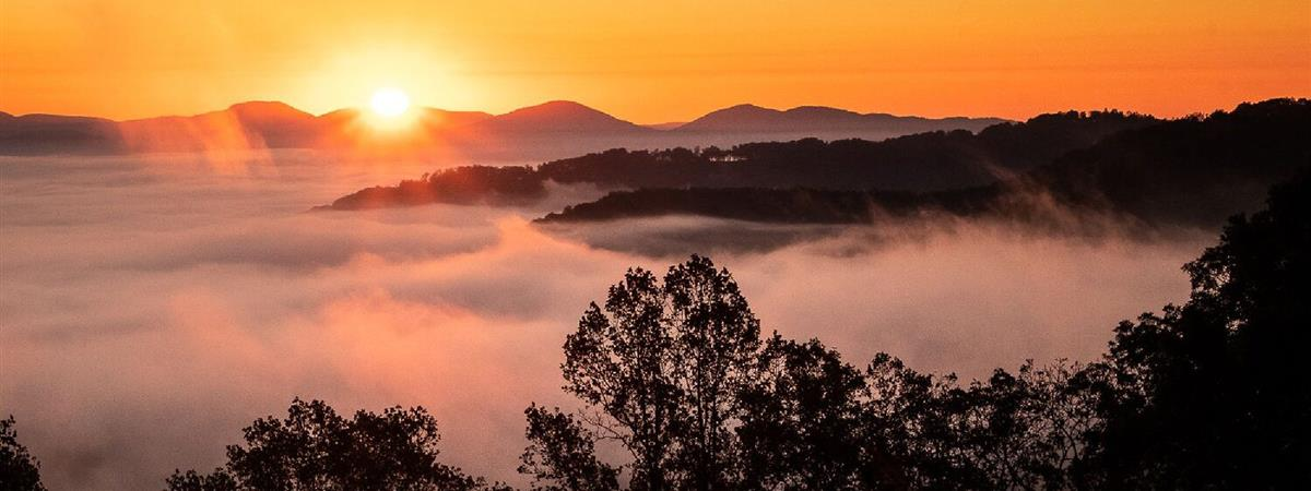 Landscapes & Waterfalls Photography Experience in Asheville, North Carolina