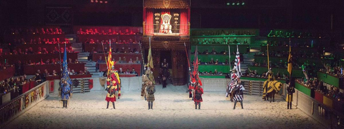Medieval Times Dinner and Tournament Toronto in Toronto, Ontario