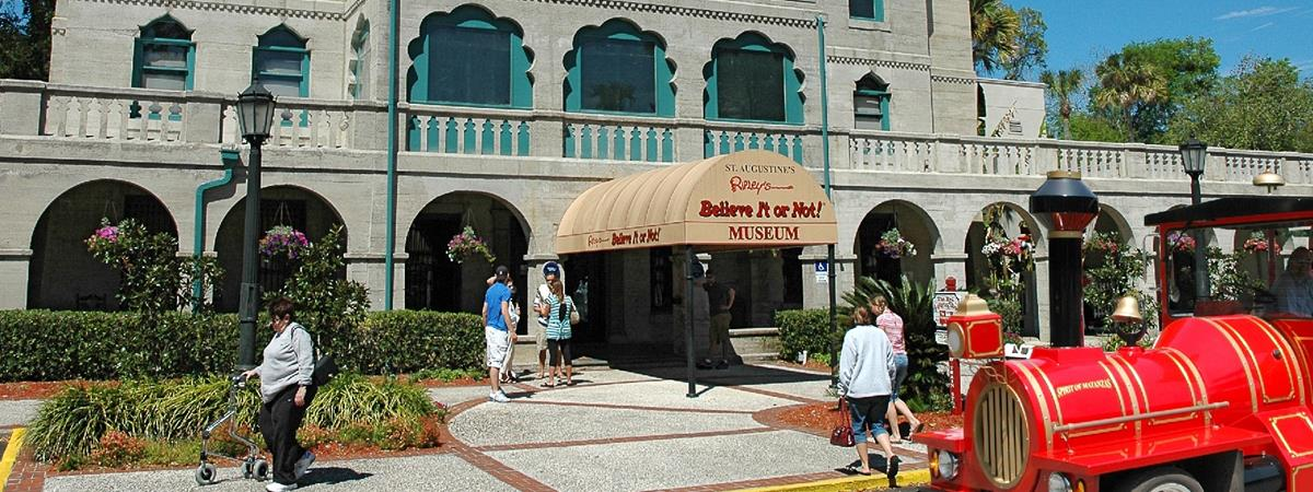 Ripley's Believe It or Not! St. Augustine in St. Augustine, Florida