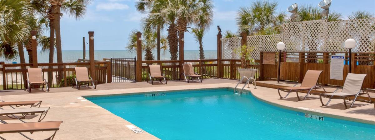 Sun N Sand Resort in Myrtle Beach, South Carolina