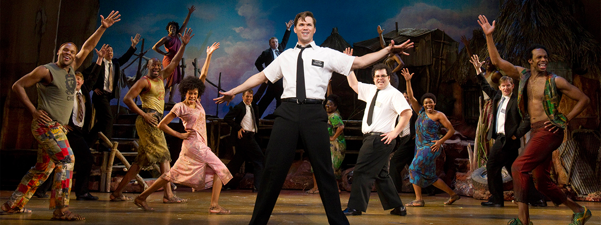 The Book of Mormon in New York, New York