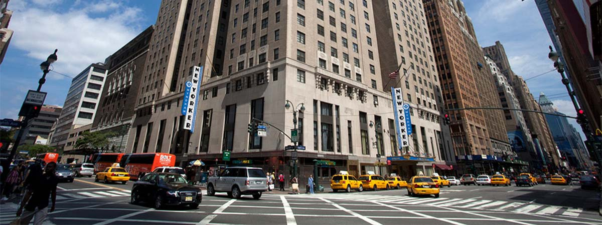 The New Yorker, A Wyndham Hotel in New York, New York