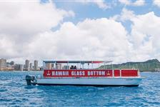 Afternoon Cruise aboard Hawaii Glass Bottom Boat in Honolulu, Hawaii