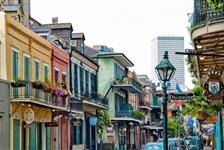 Big Easy Strolls:  A French Quarter Tour For Matures in New Orleans, Louisiana