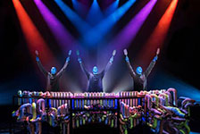 Blue Man Group Las Vegas in Las Vegas, Nevada