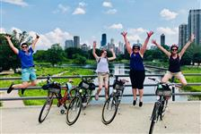 Chicago's Lakefront Neighborhoods Bicycle Tour in Chicago, Illinois