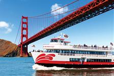 Golden Gate Bay Cruise  in San Francisco , California