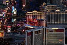 Jack of Lights Strip Tour with Limo Transfer in Las Vegas, Nevada
