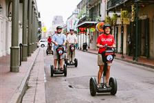 Two Hour New Orleans Segway Tour in New Orleans, Louisiana
