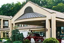 Norma Dan Motel in Pigeon Forge, Tennessee