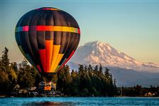 Seattle Ballooning in Burien, Washington