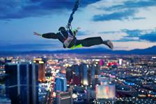 SkyJump at The STRAT in Las Vegas, Nevada