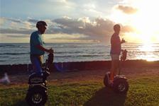 "Hawaii Hoverboarding Waikiki ""Sunset Glow"" Tour in Honolulu, Hawaii"