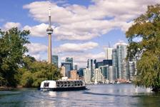 Toronto Harbour Tours in Toronto, Ontario