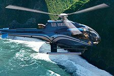 Blue Hawaiian Waikoloa Helicopter Tours in Waikoloa, Big Island, Hawaii